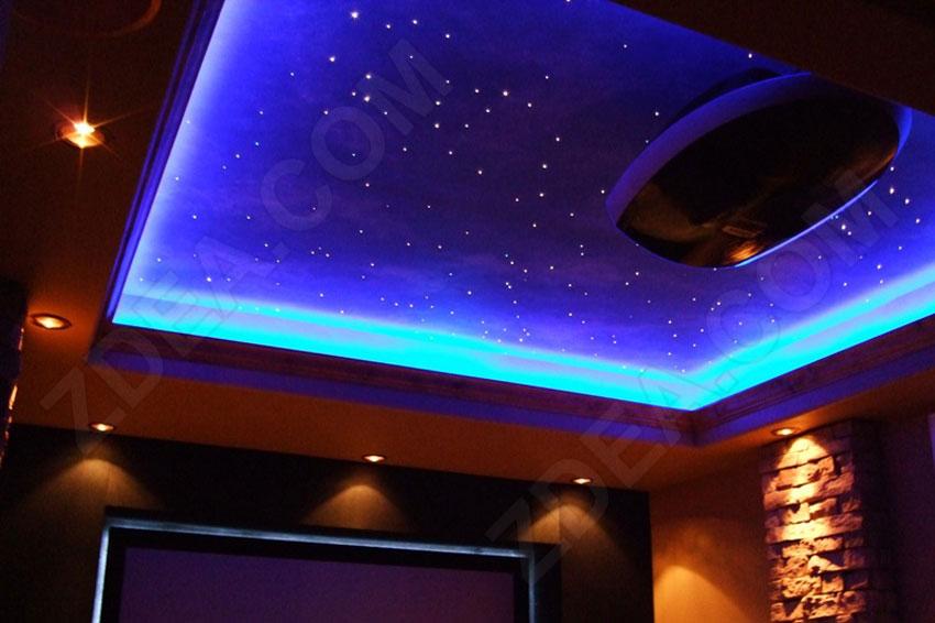 11 fiber optic ceiling lighting