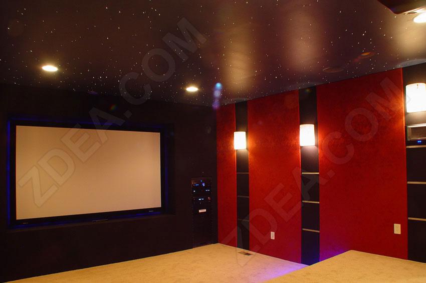 13 fiber optic ceiling lighting