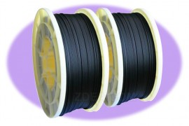1 end glow multicore fiber optic lighting cable