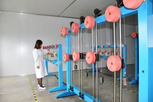 Plastic fiber optic cable manufacturer