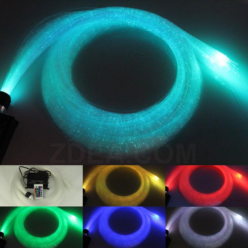 2 Fiber optic light kits